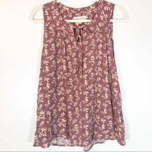 Knox Rose floral boho style tank top